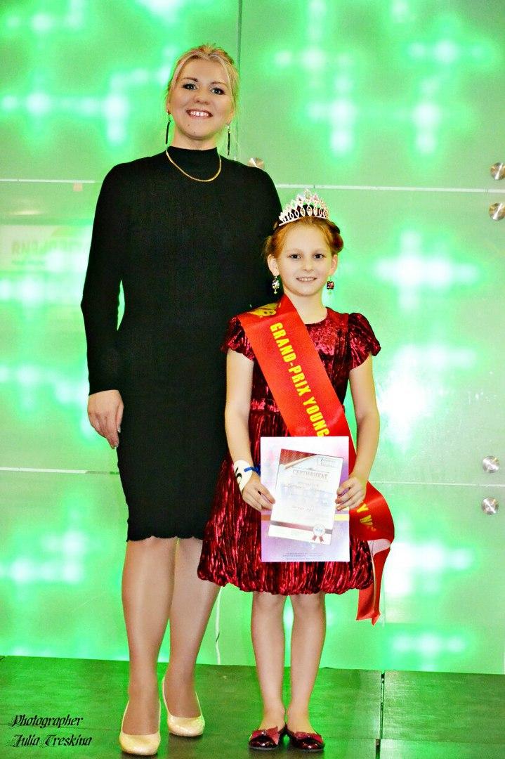 Итоги конкурса красоты и таланта «Young Miss Nizhny Novgorod Beauty 2018»